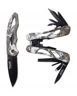 Jack Pyke Multi Tool and Knife Set