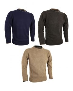 Jack Pyke Ashcombe Crewknit Pullover