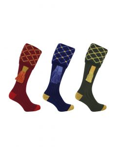 Jack Pyke Diamond Shooting Socks
