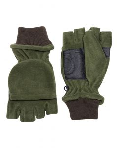 Jack Pyke Fleece Shooters Mitts