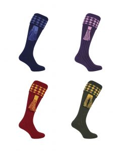 Jack Pyke Harlequin Shooting Socks