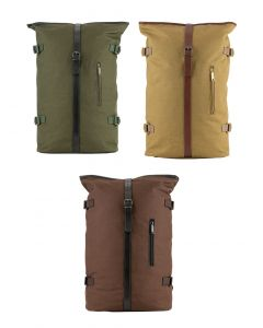 Jack Pyke Canvas Fold Top Rucksack