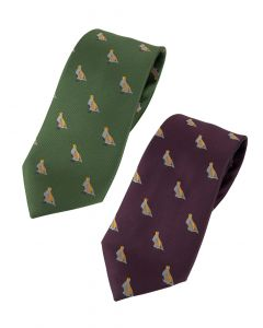 Jack Pyke Partridge Shooting Tie